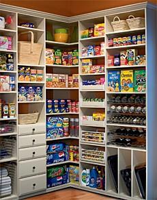 food storage ideas homestead basics