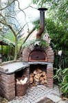 Simple Pizza Oven