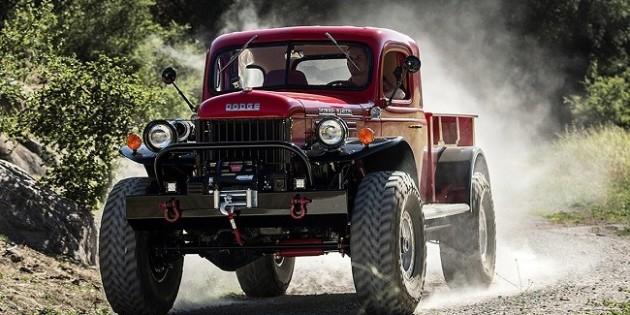 The Baddest Homesteaders Truck