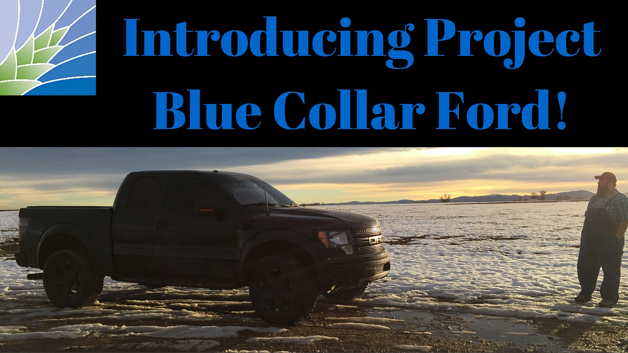 Project Blue Collar Ford!