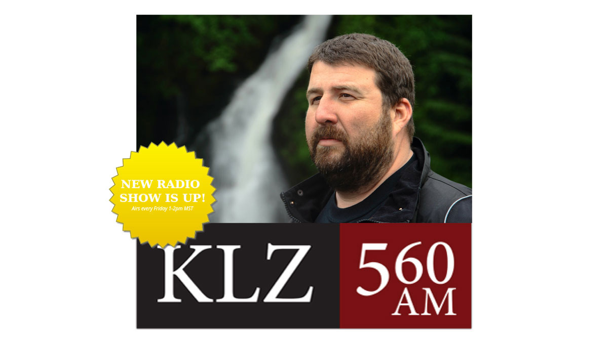 New Self Reliance Radio Show Is Up - KLZ 560AM