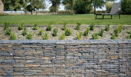 gabion retaining wall homestead self reliance university