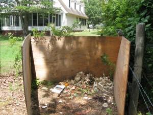 $10 compost bin