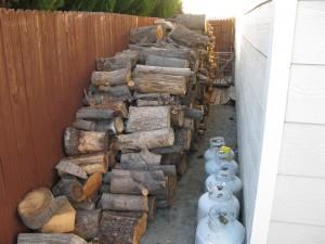 Winter Wood Supply